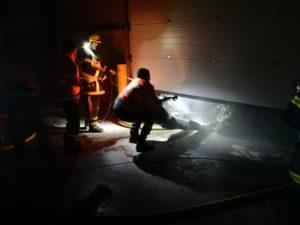 Douar Den ouvre ses portes aux pompiers pour un exercice incendie très réaliste !!