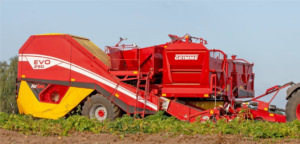 Une arracheuse qui révolutionne les cultures de pommes de terre et d'oignons !!